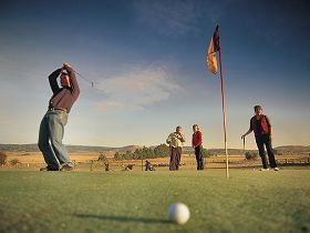 Ratho Farm  Golf - VIC Tourism