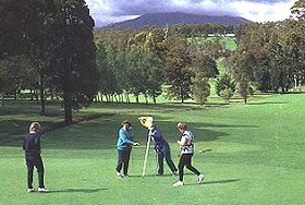 Deloraine Golf Course - VIC Tourism