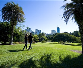 City Botanic Gardens - VIC Tourism