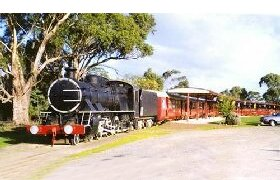 Margate Train - The - VIC Tourism