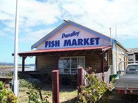 Dunalley Fish Market - VIC Tourism