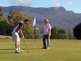 Poatina Golf Course - VIC Tourism