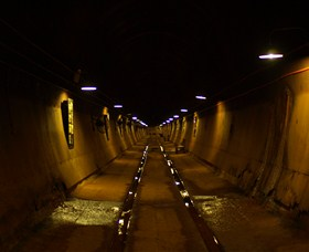 WWII Oil Storage Tunnels - VIC Tourism