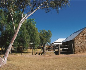 Alice Springs Telegraph Station Historical Reserve - VIC Tourism