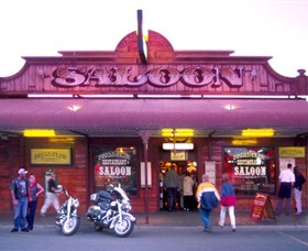 Bojangles Saloon and Dining Room - VIC Tourism