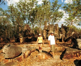 The Lost City - Litchfield National Park - VIC Tourism