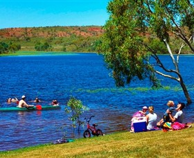 Tingkkarli/Lake Mary Ann - VIC Tourism