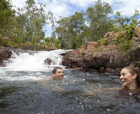 Buley Rockhole - VIC Tourism