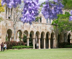 The University of Queensland - VIC Tourism