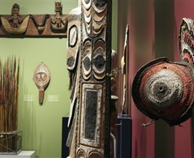 UQ Anthropology Museum - VIC Tourism