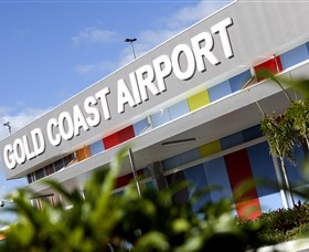 Gold Coast Airport - VIC Tourism