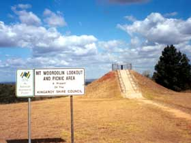 Mount Wooroolin - VIC Tourism