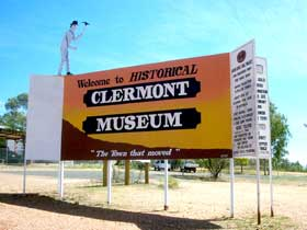 Clermont Historical Centre and Museum - VIC Tourism