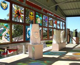 Alpha31 Art Gallery and Sculpture Garden - VIC Tourism