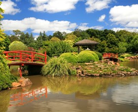 Japanese Gardens - VIC Tourism