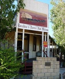 Barcaldine and District Museum - VIC Tourism