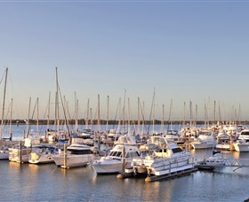Bundaberg Port Marina - VIC Tourism