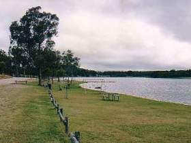 Storm King Dam - VIC Tourism