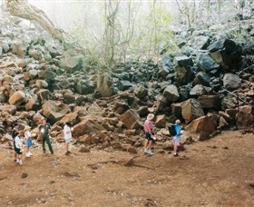 Undara Volcanic National Park - VIC Tourism