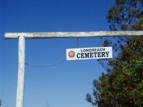 Longreach Cemetery - VIC Tourism