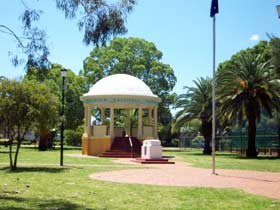 Kingaroy Memorial Park - VIC Tourism