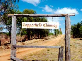 Copperfield Store and Chimney - VIC Tourism
