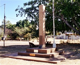 Mount Isa Memorial Cenotaph - VIC Tourism