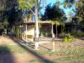 Clermont - Old Town Site - VIC Tourism
