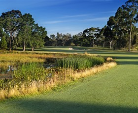 Commonwealth Golf Club - VIC Tourism