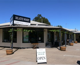 Delatite Wines - VIC Tourism