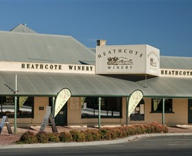 Heathcote Winery - VIC Tourism