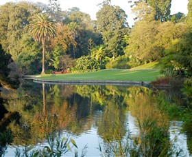 Royal Botanic Gardens Melbourne - VIC Tourism