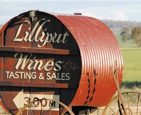 Lilliput Wines - VIC Tourism
