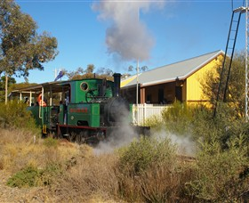 Red Cliffs Historical Steam Railway - VIC Tourism
