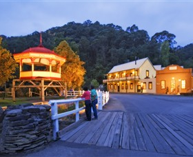 Walhalla Historic Area - VIC Tourism