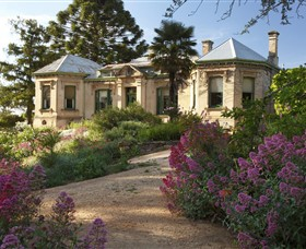 Buda Historic Home  Garden - VIC Tourism