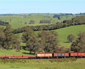 South Gippsland Tourist Railway - VIC Tourism