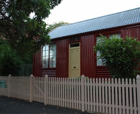 19th Century Portable Iron Houses - VIC Tourism