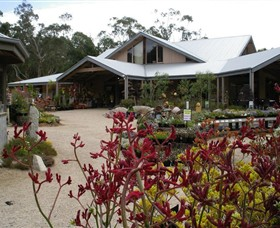 Kuranga Native Nursery and Paperbark Cafe - VIC Tourism