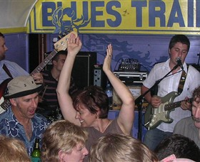 The Blues Train - VIC Tourism