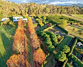 High Country Maze - VIC Tourism