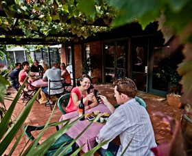 Barangaroo Boutique Wines - VIC Tourism