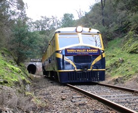 Yarra Valley Railway - VIC Tourism