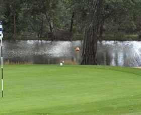 Hepburn Springs Golf Club - VIC Tourism