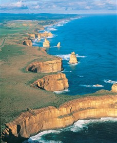12 Apostles Flight Adventure from Apollo Bay - VIC Tourism