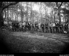 Historic Mystery Bay Velodrome - VIC Tourism