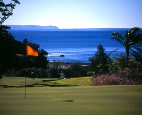 Mollymook Golf Club - VIC Tourism