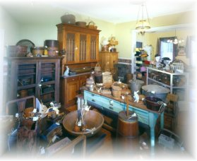 Turnbull Bros Antiques - VIC Tourism