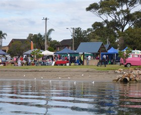 Greenwell Point Riverside Markets - VIC Tourism