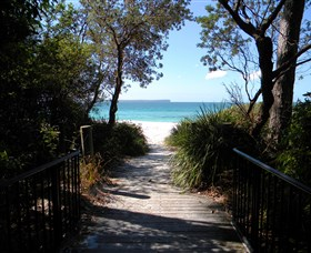 Greenfields Beach - VIC Tourism